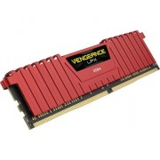 Memorie Corsair 32GB (4x8GB), DDR4, C16, 2666 MHz, Radiator Vengeance Red