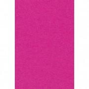 Geen Fuchsia roze papieren tafelkleed 137 x 274 cm