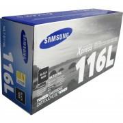 Toner Samsung MLT-D116L Original Rendimiento 3,000 Paginas Para Xpress M2625 M2626 M2825 M2826 M2835 M2836 M2675 M2676 M2875 M2876 M2885 M2886 Color-Negro