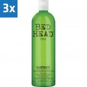 TIGI 3x TIGI Bed Head Elasticate Conditioner 750ml