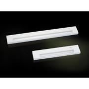 Luce illuminazione sottopensile lampada fluorescenza cm 34 BIANCA