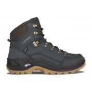Lowa Renegade GTX Mid - scarpe da trekking - uomo - Blue