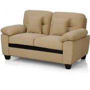 Solid Wood 1 + 1 Sofa Set