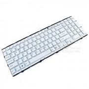 Tastatura Laptop Sony Vaio PCG-71C12L alba + CADOU