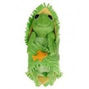 """Fiesta Toy Blanket Babies 11"""" Sea Turtle"""
