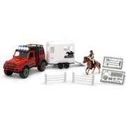 Dickie Toys Hästtransport Set