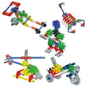 Imported Set of 35 DIY Building Blocks Children Construction Bricks Toys - Motorcycle