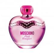 Moschino Pink Bouquet EDT дамска тоалетна вода 100 мл. Без опаковка