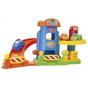 My First Garage Toy Car Blocks For Kids
