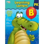 Learning Letters Workbook, Paperback