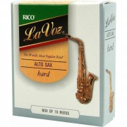"D'Addario Woodwinds Saxofón Alto ""Medium"" cajita con 10 cañas"