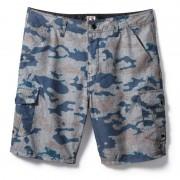 Oakley Foxtrot Pantalones cortos Azul/Gris 28