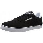 Reebok Men s Club C FVS Classic Shoe Black/White 9 D(M) US
