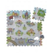 Chicco Giocco Puzzle Città