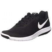 Nike Women's Black/White Flex Experience Run 6 Running Shoe - 8.5 B(M) Us