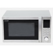 Sharp R32BST Stainless Steel Microwave Oven