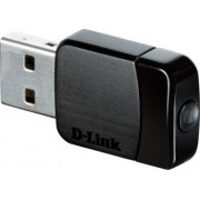 Adaptor Wireless USB D-Link DWA-171 AC600 Dual Band Resigilat