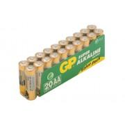 GP 5508 - GP Super Alkaline LR6/AA 20-pack