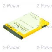 2-Power Smartphone Batteri HTC 3.7v 1120mAh (35H00134-09M)
