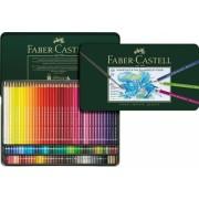 Set creioane colorate Acuarela Albrecht Durer120 culori/set Faber-Castell