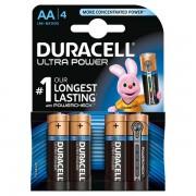Pile Duracell Ultra M3 - stilo - DU1500B4 (conf.4) - 284010 - Duracell