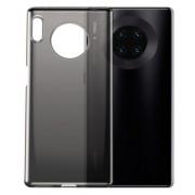 Husa de Silicon Huawei Mate 30 Transparent Black