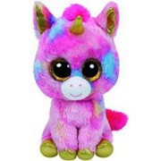 Jucarie De Plus Ty Beanie Boo Buddy Fantasia The Unicorn 24Cm