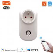 Inteligentná wifi zásuvka Tuya Smart Life s meraním spotreby El.energie