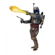 Star Wars: Episode 2 Jango Fett (Final Battle) Action Figure