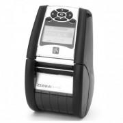 Imprimanta mobila de etichete Zebra QLn220, 203DPI, Wi-Fi, Linerless
