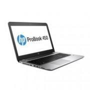 """Лаптоп HP ProBook 450 G4 (Y8A33EA), двуядрен Kaby Lake Intel Core i3-7100U 2.40GHz, 15.6"""" (39.62 cm) HD Anti-glareDisplay & GF 930MX 2GB, (HDMI), 4GB, 500GB HDD, 1x 3.0 Type C, Free DOS, 2.04 kg"""