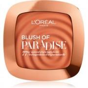 L'Oréal Paris Wake Up & Glow Life's a Peach colorete tono 01 Peach Addict 9 g