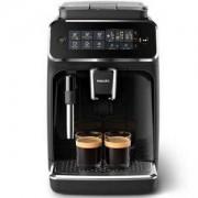 Автоматична еспресо машина Philips EP3221/40, 2200 series 4 напитки, Приставка Classic за разпенване, Сензорен дисплей, Черен
