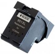 HP 901XL (CC654AE) Bläckpatron svart för HP