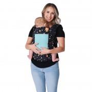Tula Toddler Coast Rainbow Stars - Porte-bambin Micro-aéré