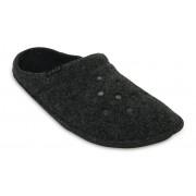 Crocs Classic Lined Slipper Pantoffels Unisex Black / Black 42