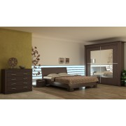 Dormitor Mondo Wenge