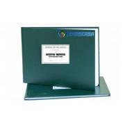 Registru matricol pentru invatamantul primar, coperta carton-imitatie piele