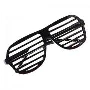 Party-Brille, schwarz