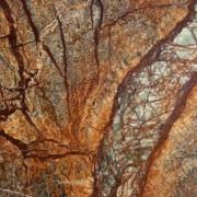 Lastra Marmura Maron Jungla Lustruit 260X70x2 cm