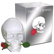 Skulls and Roses Ed Hardy Eau De Parfums for Women 3.4 Ounce