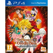 Bandai Namco Entertainment The Seven Deadly Sins: Knights of Britannia