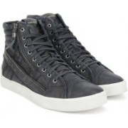 Diesel D-VELOWS D-STRING PLUS - SNE Sneakers For Men(Navy)