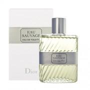 Christian Dior Eau Sauvage 100Ml Per Uomo Senza Confezione(Eau De Toilette)