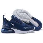 Nike Air Max 270 Blue Running Shoe