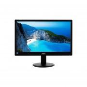"""Monitor LED AOC E1670SWU de 15.6"""", Resolución 1366 x 768, 16 ms"""