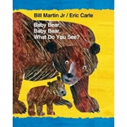 Baby Bear, Baby Bear, What Do You See', Hardcover/Bill Martin