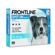 Frontline Spot On 2 Medium Hond Medium 4 pip