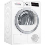 Bosch Serie 6 WTG86402GB 8kg Condenser Tumble Dryer-White