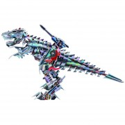 Juguete Educativo Puzzle 3D - Dinosaurio serie tiranosaurio